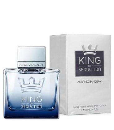 Antonio Banderas King of Seduction for Men