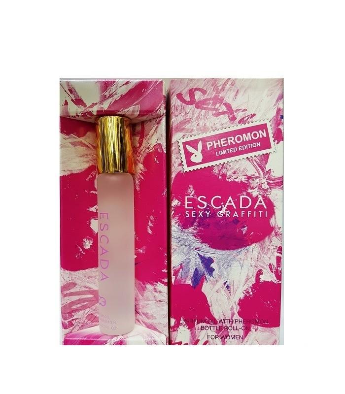 Sexy graffiti perfume