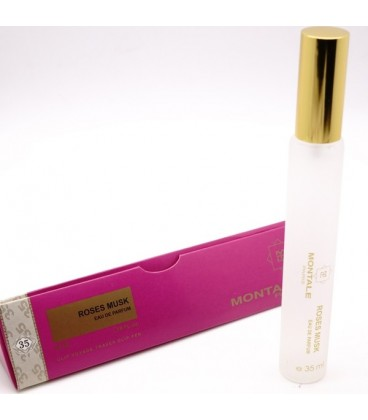 MONTALE ROSES MUSK INTENSE - 35 ml