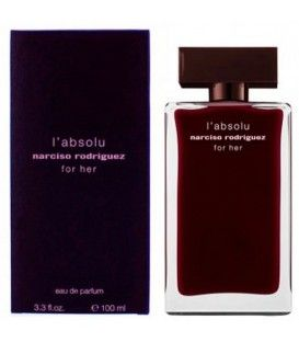 Narciso Rodriguez for her L' Absolu