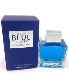 Antonio Banderas Blue Seduction For Men