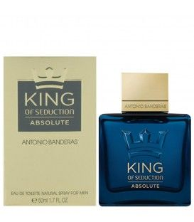 Оригинал Antonio Banderas King of Seduction Absolute