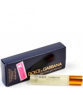 Масляные духи Dolce Gabbana The One Gentleman