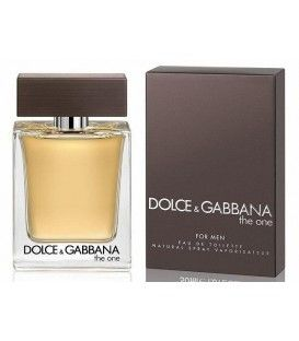 Dolce Gabbana The One For Men ( Дольче Габбана Зе ван мен )