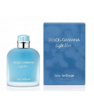 Dolce Gabbana Light Blue intense для мужчин