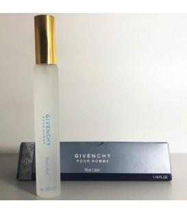 Givenchy Pour Homme Blue Label - 35ml