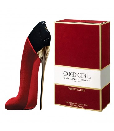 CAROLINA HERRERA GOOD GIRL VELVET FATALE (Каролина Херрера Гуд Герл Вельвет Фаталь)
