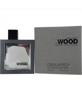 DSQUARED2 - He Wood Silver Wind Wood (Дискваред 2 Хи Вуд Сильвер Винд Вуд)