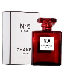 Chanel № 5 L'Eau Red Edition (Шанель №5 Ле Ред Эдишн)