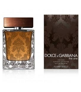 Dolce Gabbana The One Baroque Collector (дольче габбана зе ван бароко коллекшн)