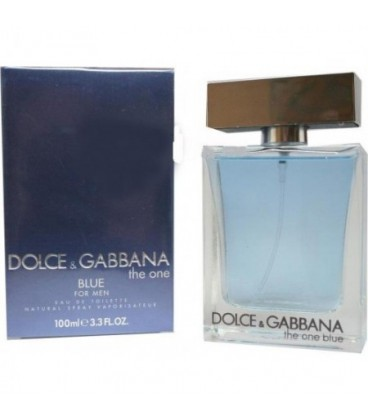 Dolce Gabbana The One For Men Blue (Дольче Габбана Зе Ван Фо Мен Блю)