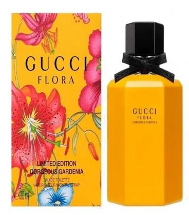 Gucci Flora Gorgeous Gardenia Limited Edition 2018 (Гуччи Флора Горджес Гардения Лимитед Эдишн 2018)