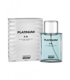 Оригинал Royal Cosmetic Platinum E.G. men (роял косметик платинум е.г. мен)