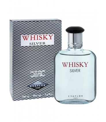 Оригинал Evaflor Whisky Silver (евафлор виски сильвермен)