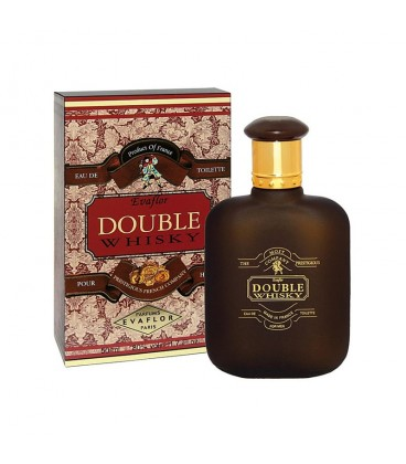 Оригинал Evaflor Double Whisky (евафлор дабл виски сильвермен)