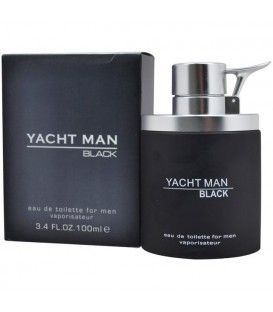 Оригинал Myrurgia Yacht Man Black for Man