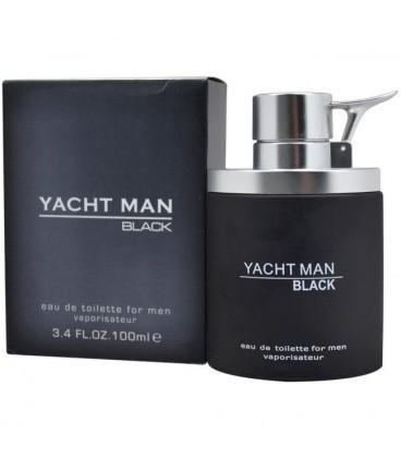 Оригинал Myrurgia Yacht Man Black for Man