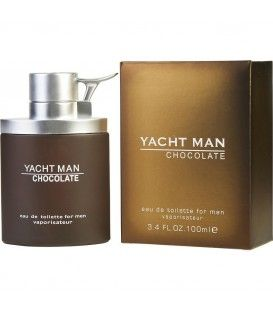 Оригинал Myrurgia Yacht Man CHOCOLATE for Men