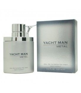 Оригинал Myrurgia Yacht Man METAL for Men