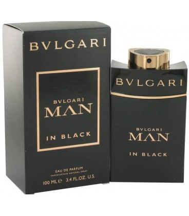 Оригинал Bvlgari Man In Black for Men