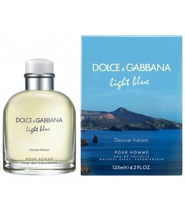 Dolce Gabbana Light Blue Pour Homme Beauty Of Capri (Дольче Габбана Лайт Блю пью Омм Бьюти Оф Капри)