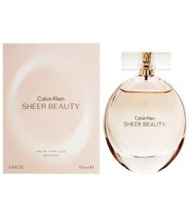 Оригинал Calvin Klein SHEER BEAUTY for Women