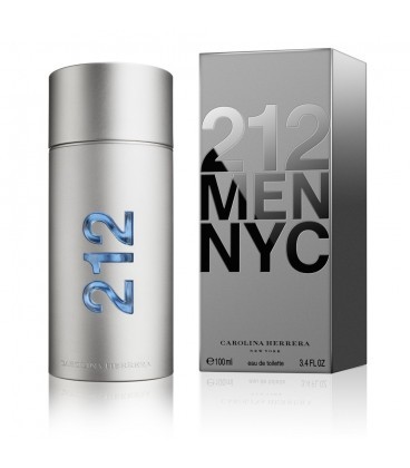 Оригинал Carolina Herrera 212 MEN for Men