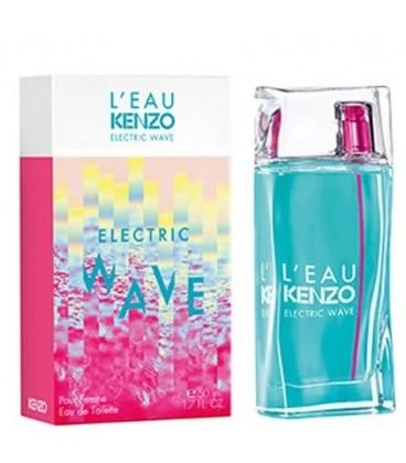 Kenzo L'Eau Kenzo Electric Wave pour Femme (Кензо Ле Кензо Электрик Вейв)