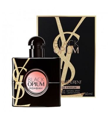 Yves Saint Laurent Black Opium Limited Edition (ив сен лоран блэк опиум лимитед эдишн)