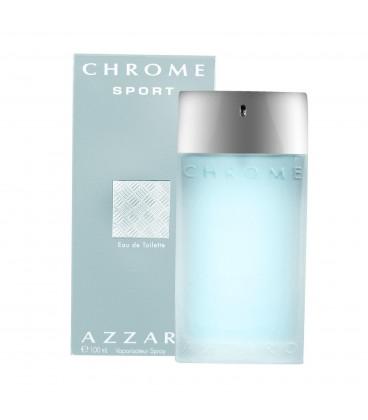 Оригинал Azzaro Chrome Sport for Men
