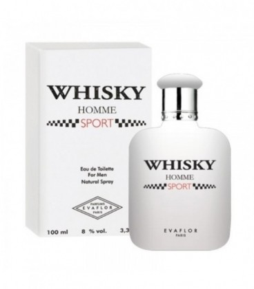 Оригинал Evaflor Whisky Homme Sport for Men