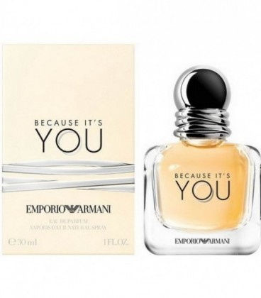Оригинал Giorgio Armani Because It's You for Women