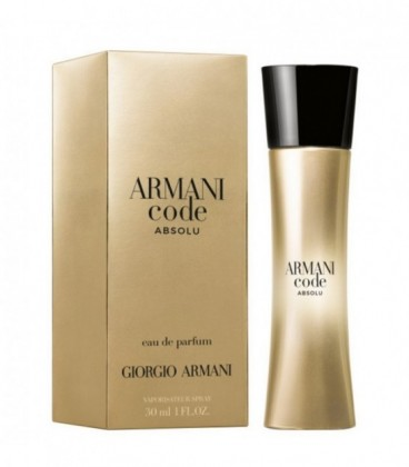 Оригинал Giorgio Armani Code Absolu for Women