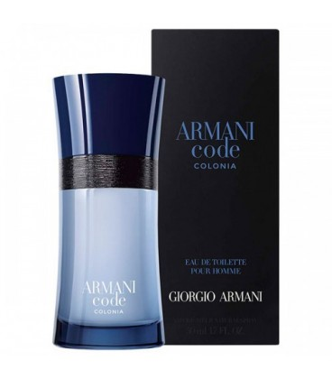 Оригинал Giorgio Armani Code Colonia for Men
