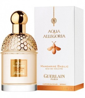 Оригинал Guerlain AQUA ALLEGORIA MANDARINE BASILIC For Women