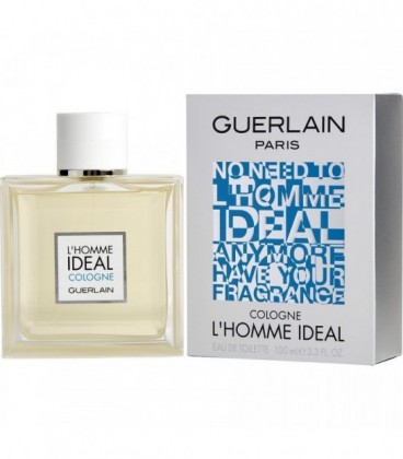 Оригинал Guerlain L`HOMME IDEAL COLOGNE For Men