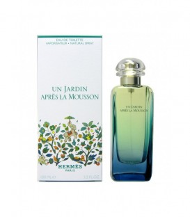 Оригинал Hermes UN JARDIN APRES LA MOUSSON For Women