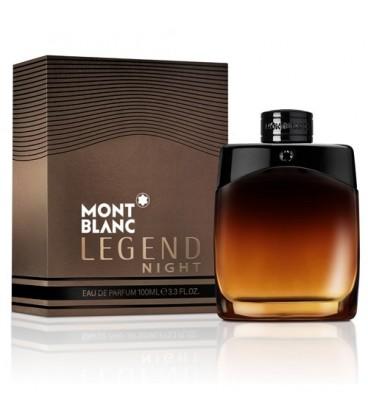 Оригинал Mont Blanc LEGEND NIGHT For Men