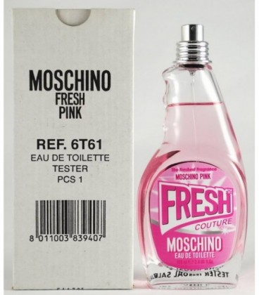 Оригинал Moschino PINK FRESH COUTURE For Women