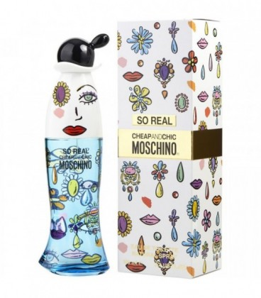 Оригинал Moschino SO REAL CHEAP & CHIC For Women