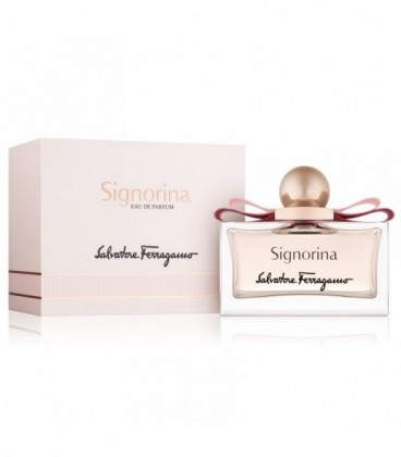 Оригинал Salvatore Ferragamo SIGNORINA Eau De Parfume For Women