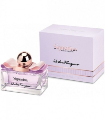 Оригинал Salvatore Ferragamo SIGNORINA For Women