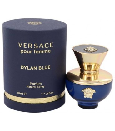 Оригинал Versace DYLAN BLUE For Women