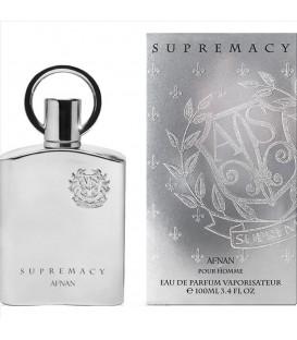 Оригинал Afnan Supremacy Silver Pour Homme For Men