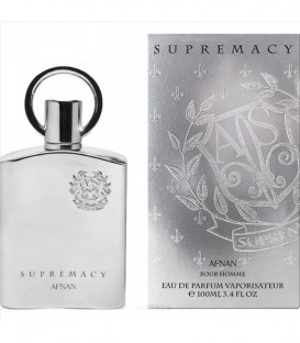 Оригинал Afnan SUPREMACY SILVER POUR HOMME For Men
