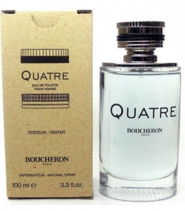Оригинал Boucheron QUATRE For Men
