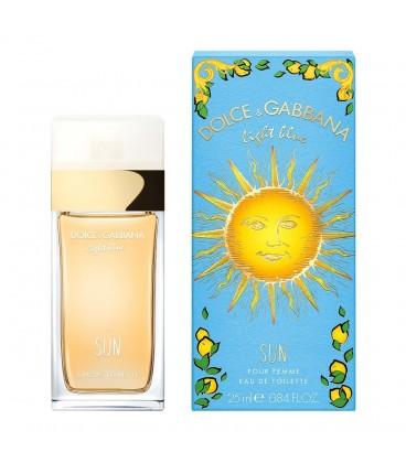 Оригинал Dolce & Gabbana LIGHT BLUE SUN For Women