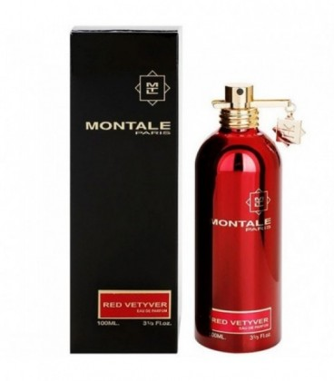 Оригинал Montale RED VETYVER For Women