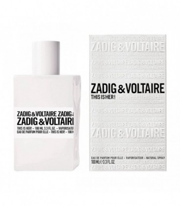 Оригинал Zadig & Voltaire THIS IS HER! For Women