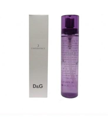 Dolce Gabbana Anthology L Imperatrice 3 для женщин 80 мл